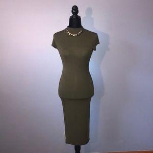 AKIRA Bodycon Dress NWOT